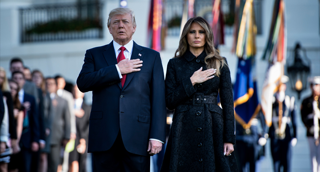 Melania's Parents Appear to Have Used 'Chain Migration' System Trump Attacks