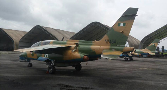NAF Joins 'Operation Python Dance' In South East