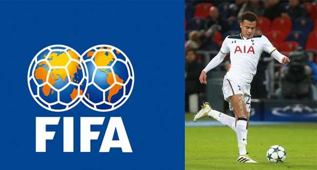 FIFA Open Disciplinary Proceedings Against Dele Alli