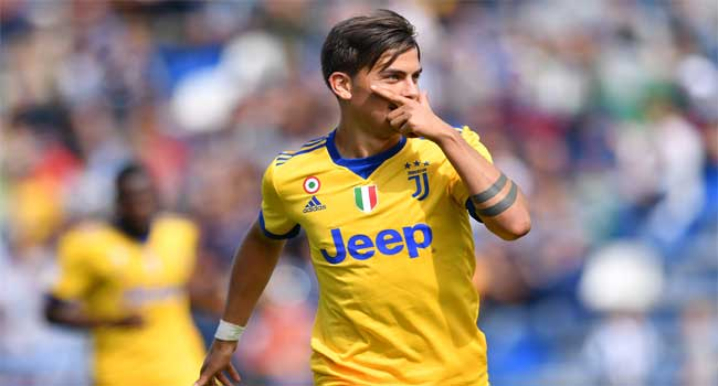 Dybala, Maldini Test Positive For Coronavirus