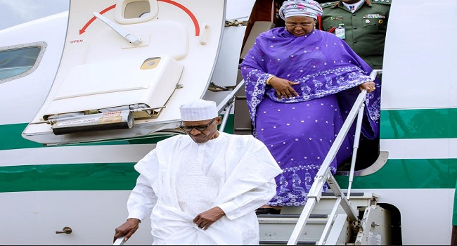 "President's Medical Trips: Aisha Buhari Laments Fate Of ""Common Man"""