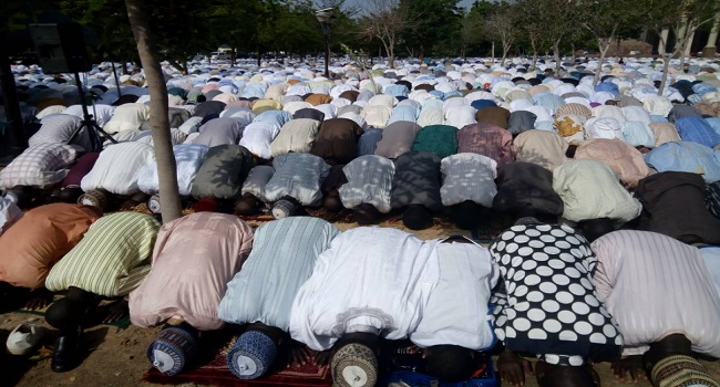 Sallah tragedy: Truck crashes into worshipers, kills two kids, injures scores