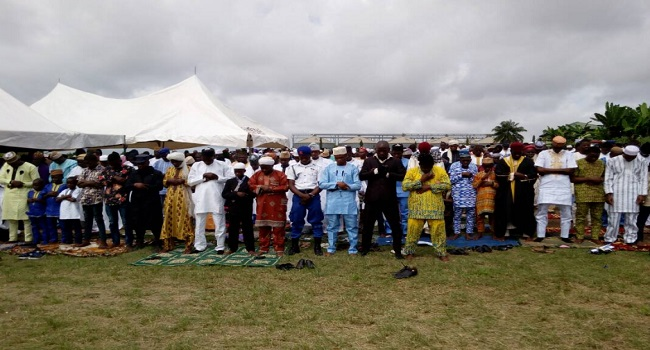 Sallah Celebration: State Governors Call for Unity, Peaceful Co-existence