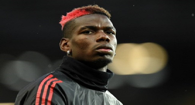 Pogba Starts For Man Utd, Ibrahimovic On Bench