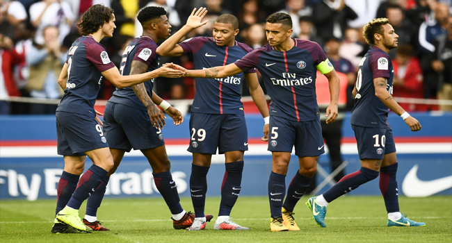 PSG at full power to crush Bordeaux