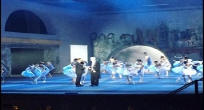 Russia's Bolshoi Sets Premiere For 'Nureyev' Ballet