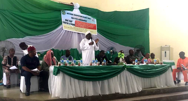 NOA Organises Youth Forum In Imo