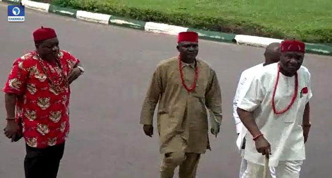 Southeast Governors Meet In Enugu