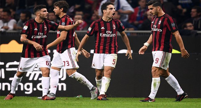 Ac Cut Deal Milan Short Adidas 8Pxr78q5