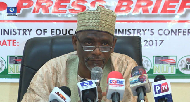 FG Announces Plan To Resuscitate Education Bank Scheme
