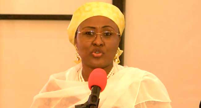 Aisha Buhari Calls For Probe Of State House Medical Centre