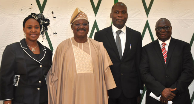 Ajimobi Inaugurates New Judges