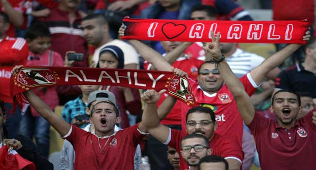Ahly Score Record Six Goals To Reach CAF Champions League Final