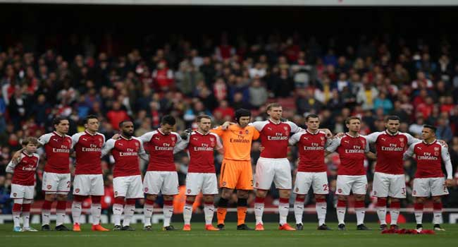 Arsenal Players Filmed Using 'Hippy Crack'