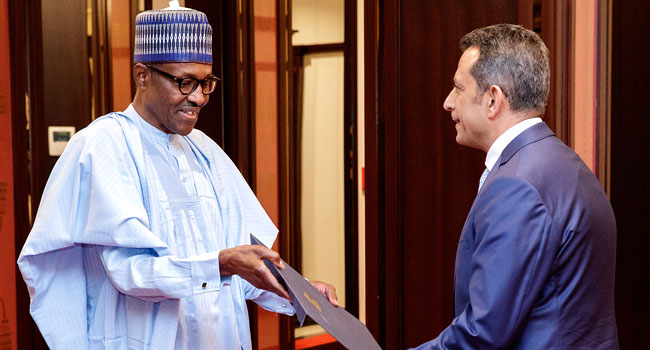 Buhari asked us to focus on northern Nigeria