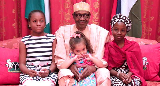We Remain Committed To The Welfare, Protection Of Children – Buhari