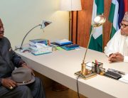President Buhari Meets With Governor Obiano on October 3