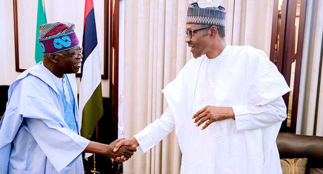 Buhari Puts Tinubu 'Fully In Charge' Of Re-Election Campaign
