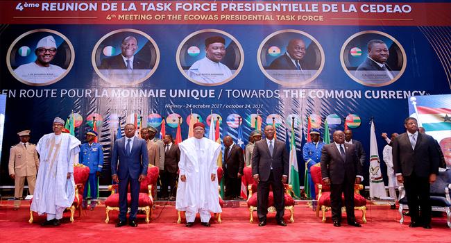Buhari Cautions ECOWAS Against Single Regional Currency