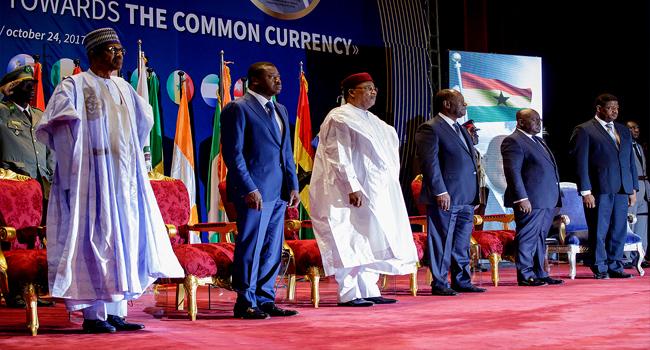 Buhari Attends ECOWAS Meeting In Niamey