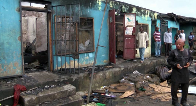 Fallen Power Cable Electrocutes Two, Starts Fire In Calabar