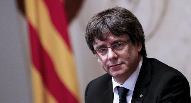 Madrid Warns Catalan Leader Not To Make 'Illegal' Declaration