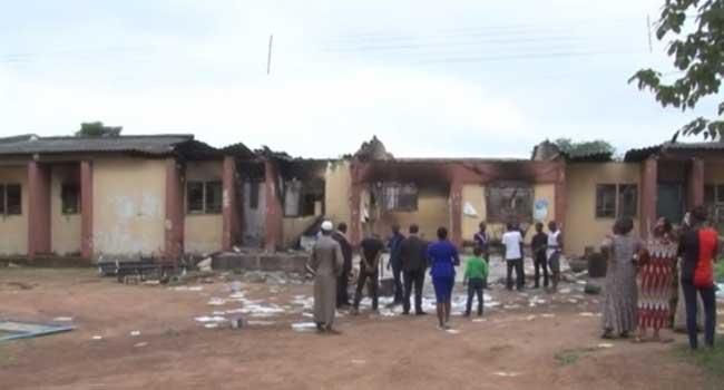 Federal Poly Ado Ekiti Shut Indefinitely After Violent Protest