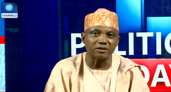 People Use Illegally Acquired Money To Compromise Prosecution – Garba Shehu
