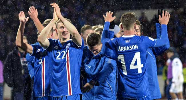 More History As Iceland, Serbia Clinch World Cup Spot