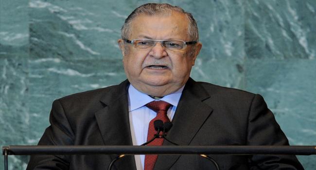 Ex-Iraqi President And Kurdish Leader Jalal Talabani Dies – Report
