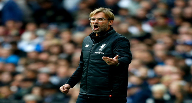 Stand Up And Be Counted, Klopp Tells Liverpool