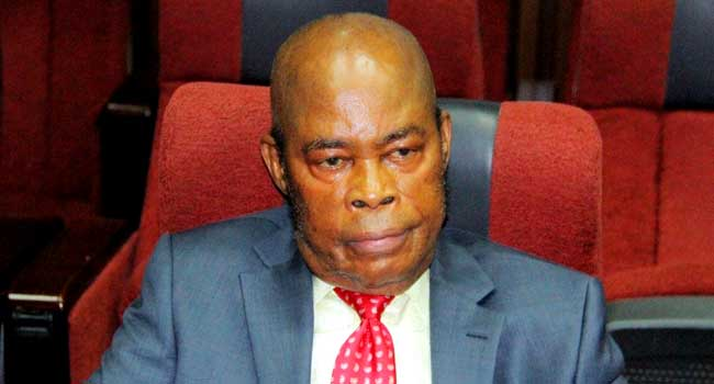 CCT Stops Trial Of Justice Ngwuta Charged With False Assets Declaration