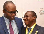 Kachikwu, Baru Put Differences Aside At Economic Summit