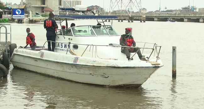 LASEMA,Other Rescue Operators At Scene Of Lagoon Suicide