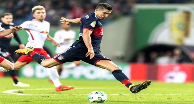 Get A New Striker, Lewandowski Tells Bayern