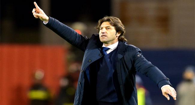 Cagliari Sack Coach Massimo Rastelli