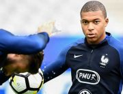 Injured Mbappe Substituted In France Friendly
