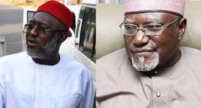 Metuh Demands Arrest Of DSS DG Over Dasuki's Absence In Court