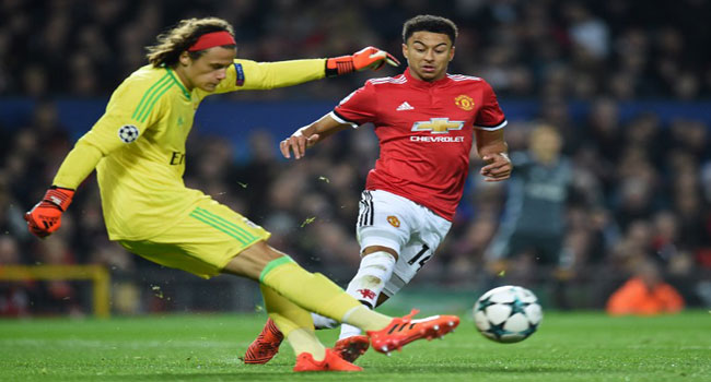 Hapless Svilar Helps Man United To Brink Of Last 16