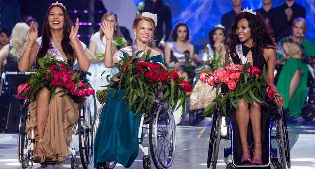 23-year-old Student Emerges First-ever Miss Wheelchair World