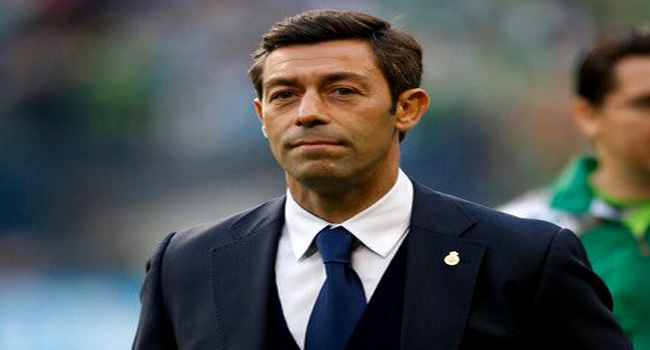 Rangers Sack Manager Pedro Caixinha