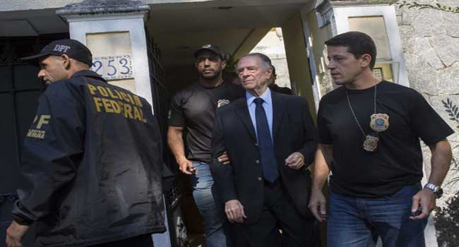 Brazilian Police Arrest Rio 2016 Olympic Committee Chairman