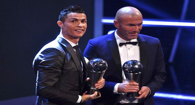 2017 FIFA Awards Ceremony In Photos