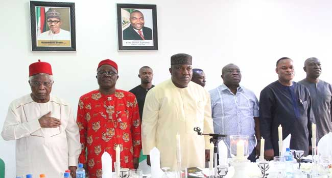 2019: South-East PDP Leaders Endorse Zoning Of Presidency To North