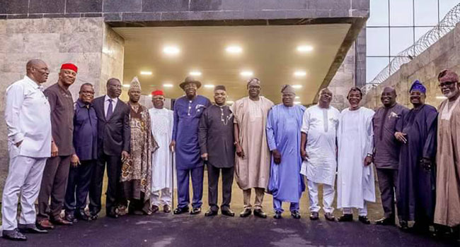 Southern Governors Agree On True Federalism, Devolution Of Powers