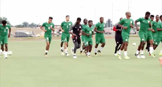Mikel, Ighalo, Others Arrive In Eagles Camp