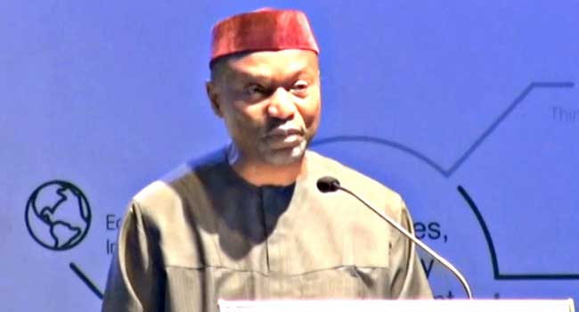 ERGP Is Entering A New Phase, Says Udoma