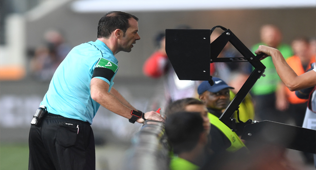 Controversial VAR Set For World Cup Debut