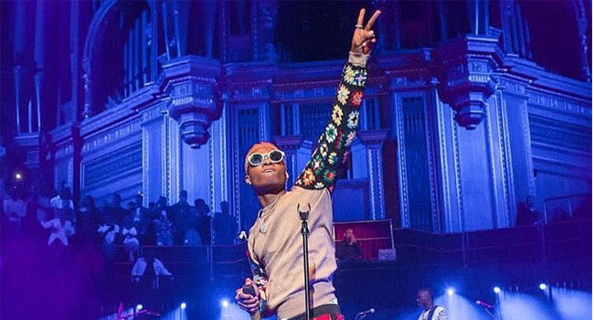 Wizkid Wins Big At AFRIMA Awards