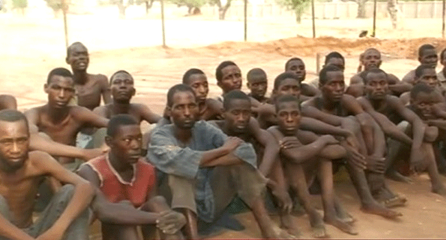 Federal High Court Jails 45 Boko Haram Suspects